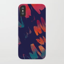 Pattern 1 iPhone Case