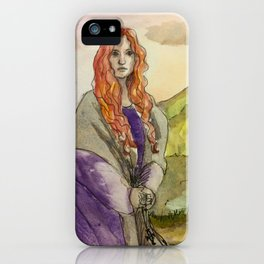 Scotland Dream iPhone Case