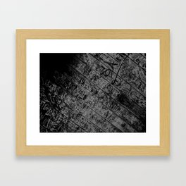 Working with Angles #3 Framed Art Print