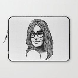Gloria Steinem Laptop Sleeve