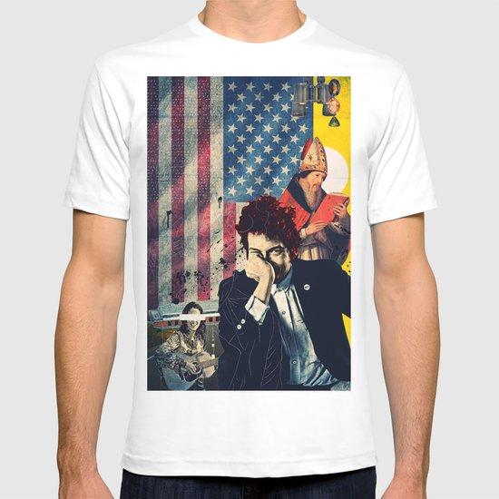 Mr. Tambourine Man T-shirt