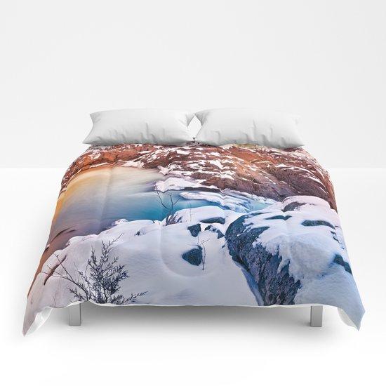 Great Fantasy Falls Comforters