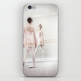 In the Mirror iPhone Skin