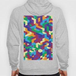Abstract Isometric #1 Hoody