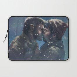Winter Destiel Laptop Sleeve