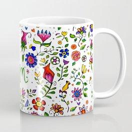 #1 mum, i love you more ... Coffee Mug