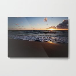 Morning Rise Metal Print