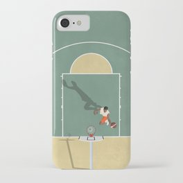 Street Basketball  iPhone Case