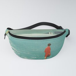 Waiting For The Cities To Fade Out Fanny Pack