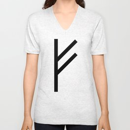 Wealth Unisex V-Neck