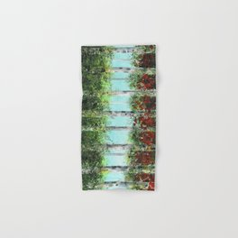 Aspen Trees Hand & Bath Towel