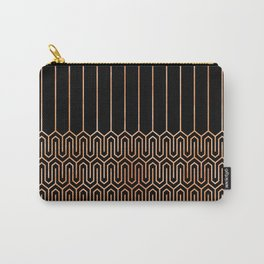 Art Deco No. 1 Quinn Carry-All Pouch