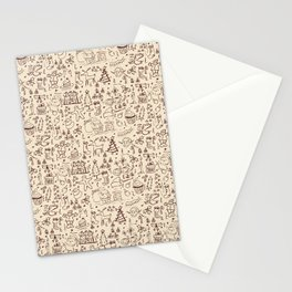 Christmas Collection Stationery Cards
