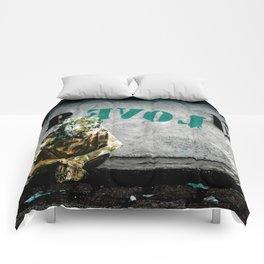 ABRACADABRA - R EVOL UTION Comforters