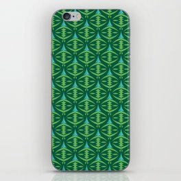 Forest Guardians Pattern iPhone Skin