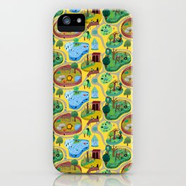 Zoo iPhone Case
