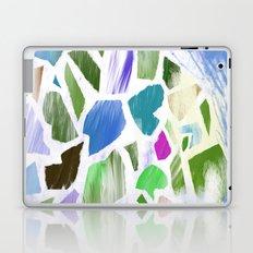 Blue Terrazzo Laptop & iPad Skin