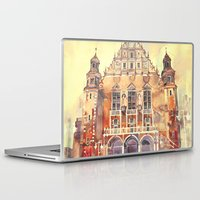 takmaj Laptop & iPad Skins featuring Poznań by takmaj