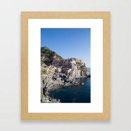 Manarola,Italy Framed Art Print