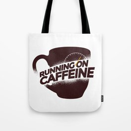 Cunning On Caffeine Tote Bag