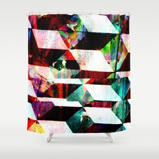 Cubeular Shower Curtain