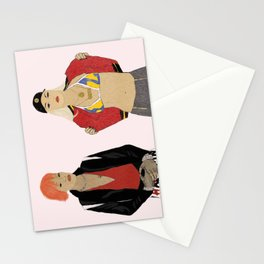 Eve and Gwen Stationery Cards