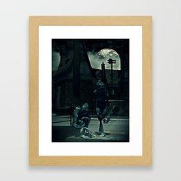 Deep Ones Framed Art Print