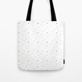 Pastel Colors Tote Bag