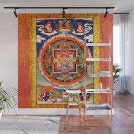 Mandala Buddhist 1 Wall Mural