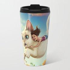 Catsy Travel Mug