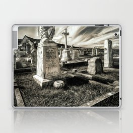 Great Orme Graveyard Laptop & iPad Skin