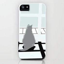 Gracie at Greenbrier iPhone Case