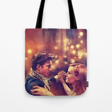 The Waltz Tote Bag