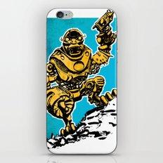 Roboman iPhone & iPod Skin