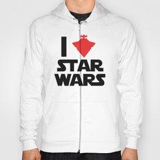 I Heart Star Wars Hoody