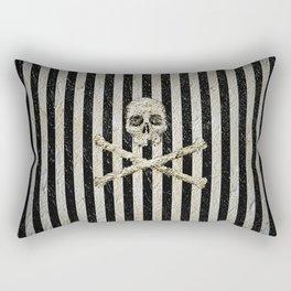 Pirate Stripes Rectangular Pillow