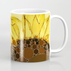 :: Sunshine in a Flower :: Coffee Mug