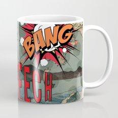 Hiroshige Comic Pop Art Coffee Mug