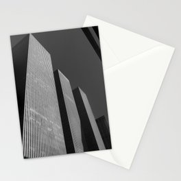 Manhattan Blocks Stationery Cards