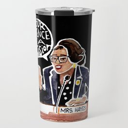 Rep. Jahana Hayes Travel Mug