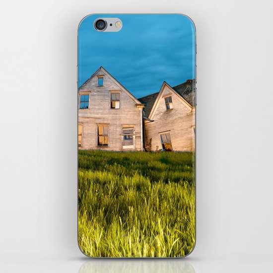 Family Homestead iPhone & iPod Skin