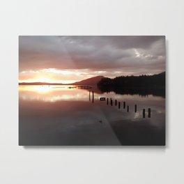 Crofton Sunrise Metal Print