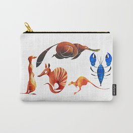 Australian animals 2 Carry-All Pouch