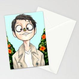 Crazy Cas Stationery Cards
