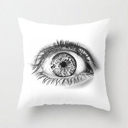 Eye See Love Throw Pillow