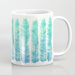 Seafoam Seaweed Coffee Mug