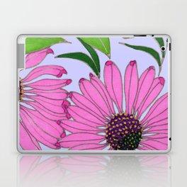 Echinacea on Lavender Laptop & iPad Skin