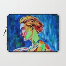 Cate Blanchett by Annie Leibovitz Laptop Sleeve