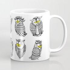 Sleepy Owls Mug
