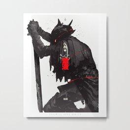 Hoonter Metal Print